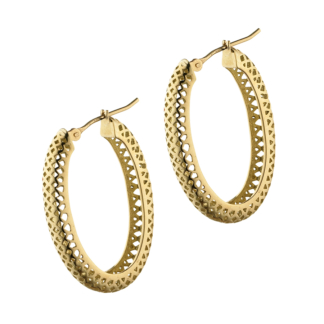 Crownwork® Oval Hoops